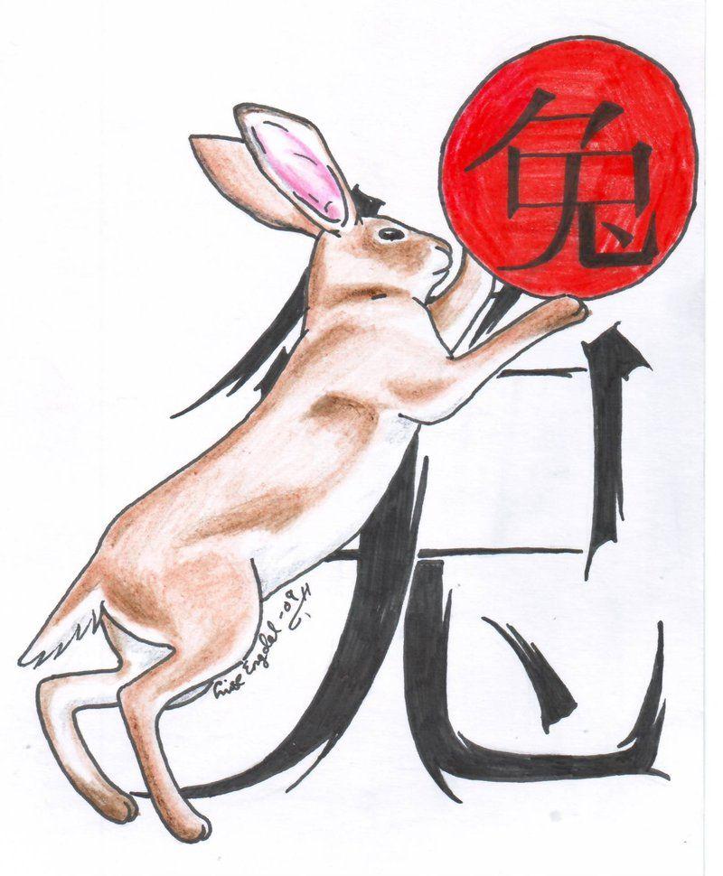 Horóscopo Chinês Signo do Coelho imagens) Signos