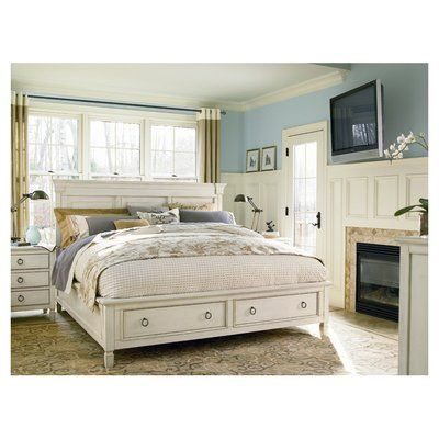 Best Canora Grey Payton Derby Panel Bed Products Bedroom 400 x 300