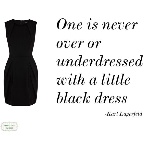 Little Black Dress Tons Of Great Picks Style Aspirations Clothes