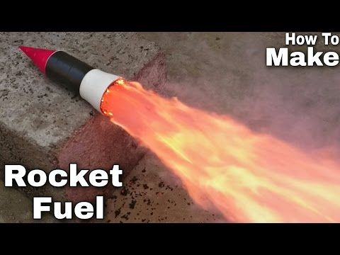 KNO3/Sugar Rocket Tutorial(Johnny61616) - YouTube | rocket