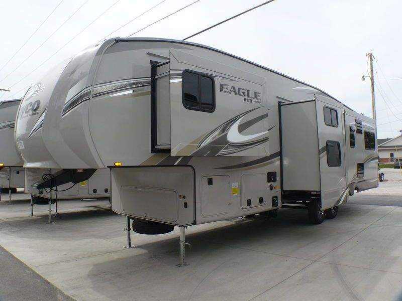 2018 Jayco Eagle Ht 30 5mbok For Sale Clyde Oh Rvt Com