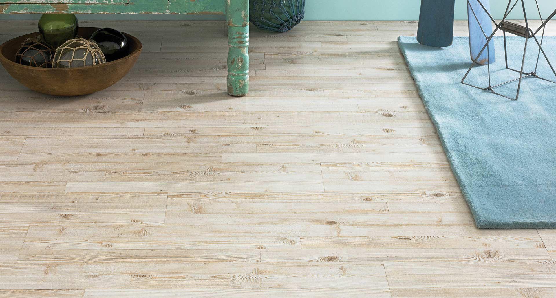 Whitewashed Pine Pergo Max Laminate Flooring