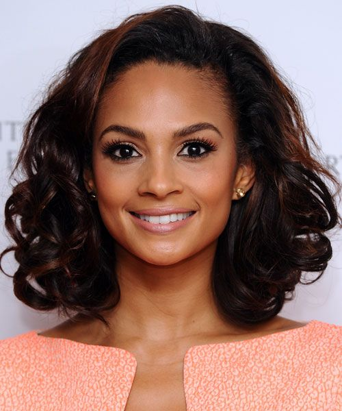Always Loved Alesha Dixon And For The Fact She Sold Her Wedding Dress On EBay From Cheating Ex Husband