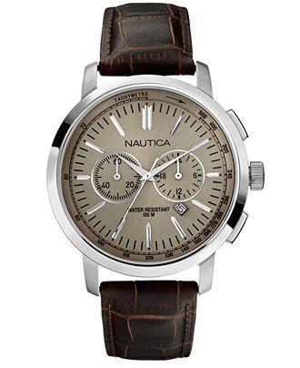 Nautica Watch from Macys  200  c587b4c6267