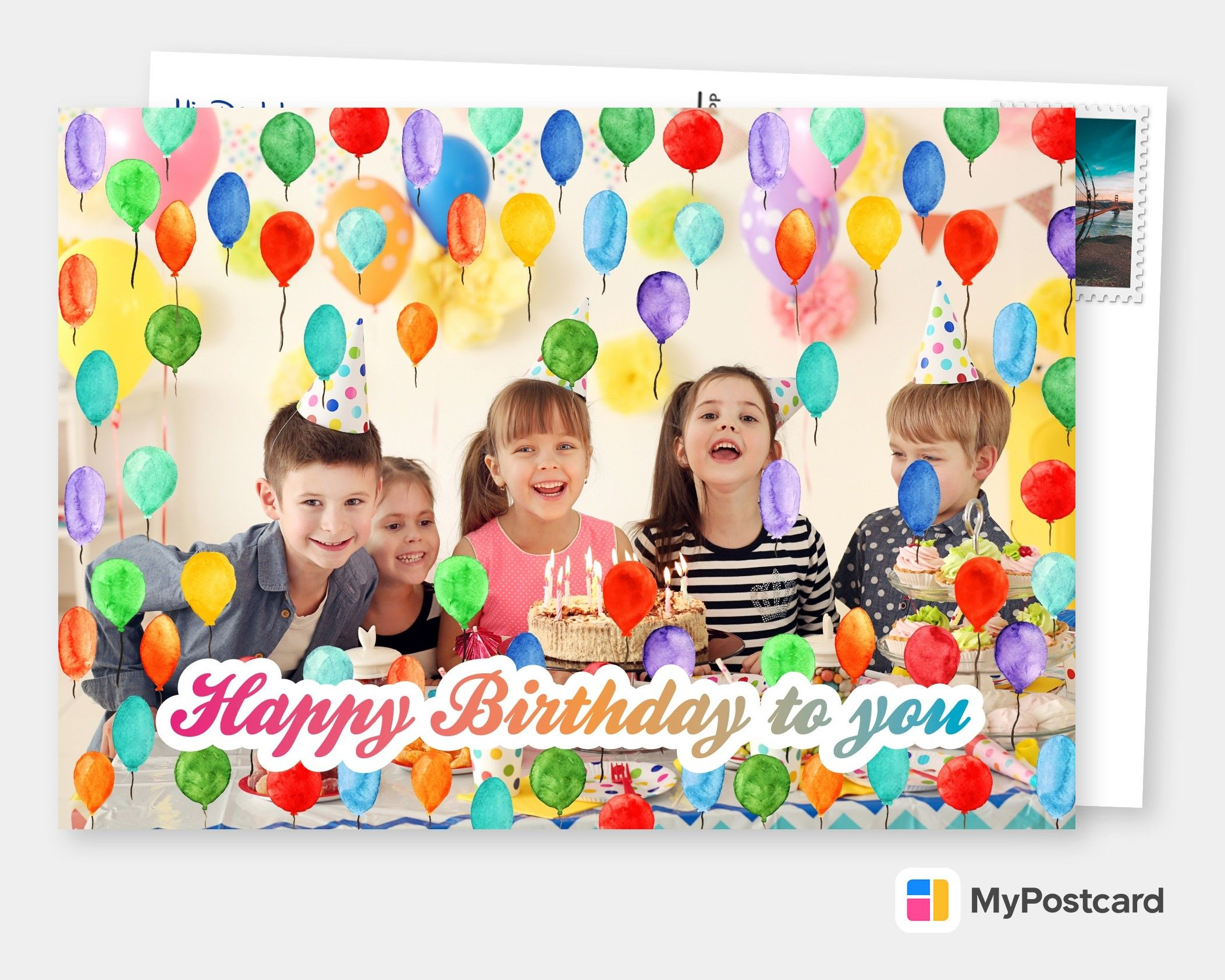 Create Your Own Photo Birthday Cards Online Free Printable Templates Use Your Own Photo Printed Mailed For You International Make Your Own Photo Birth Birthday Card