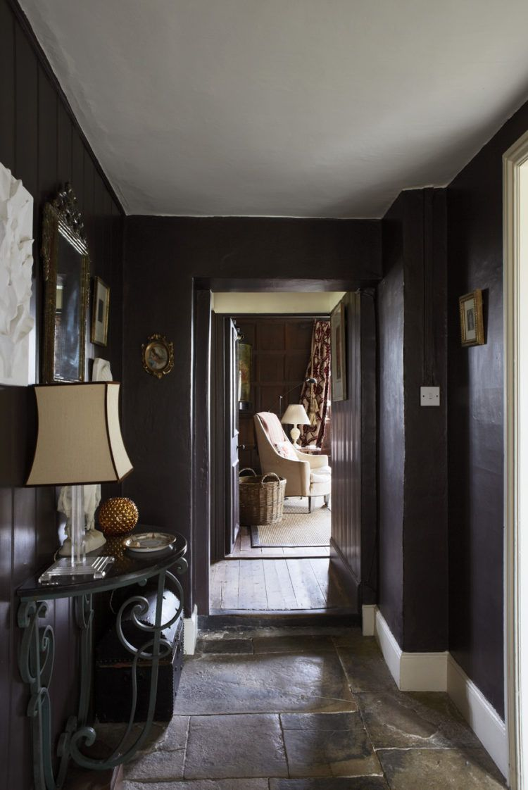 A perfect colour to warm up your room in the chilly winter months