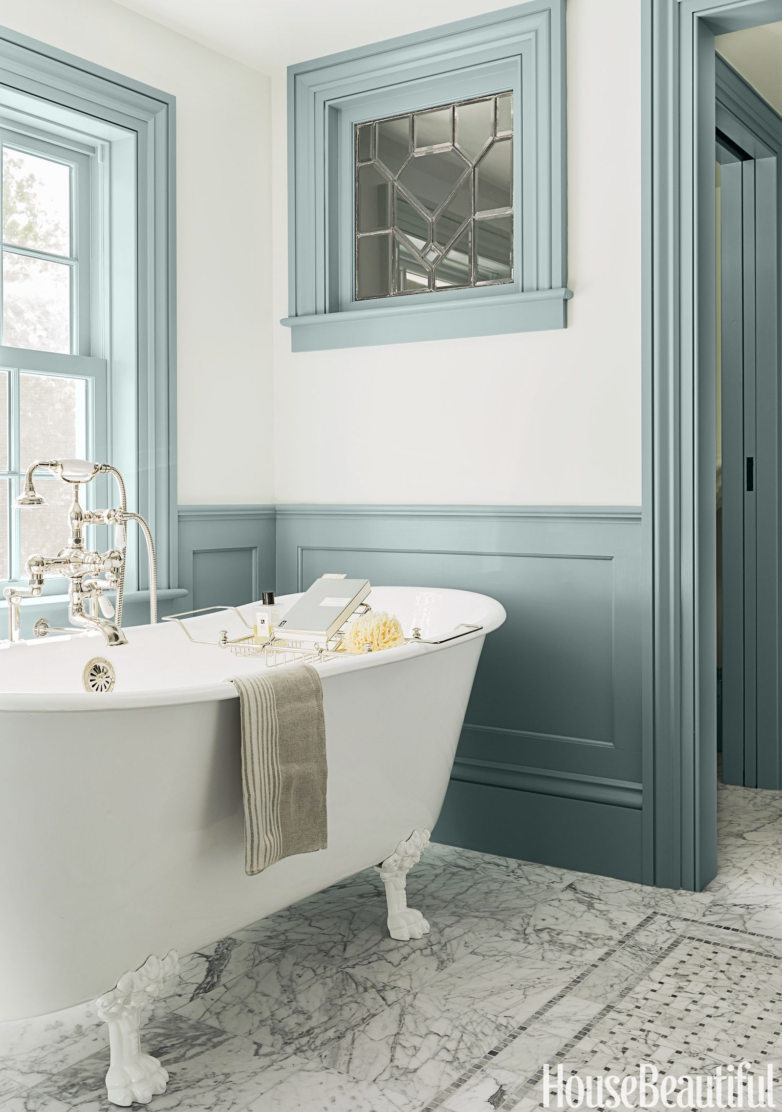 The Coolest Bathroom Tile Ideas You Need To Try | BEDROOM BLISS ...
