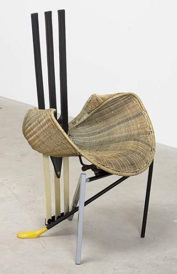 Uk000109 Paolo Deganello Documenta Chair In 2020 Chair Art Chair Cool Furniture