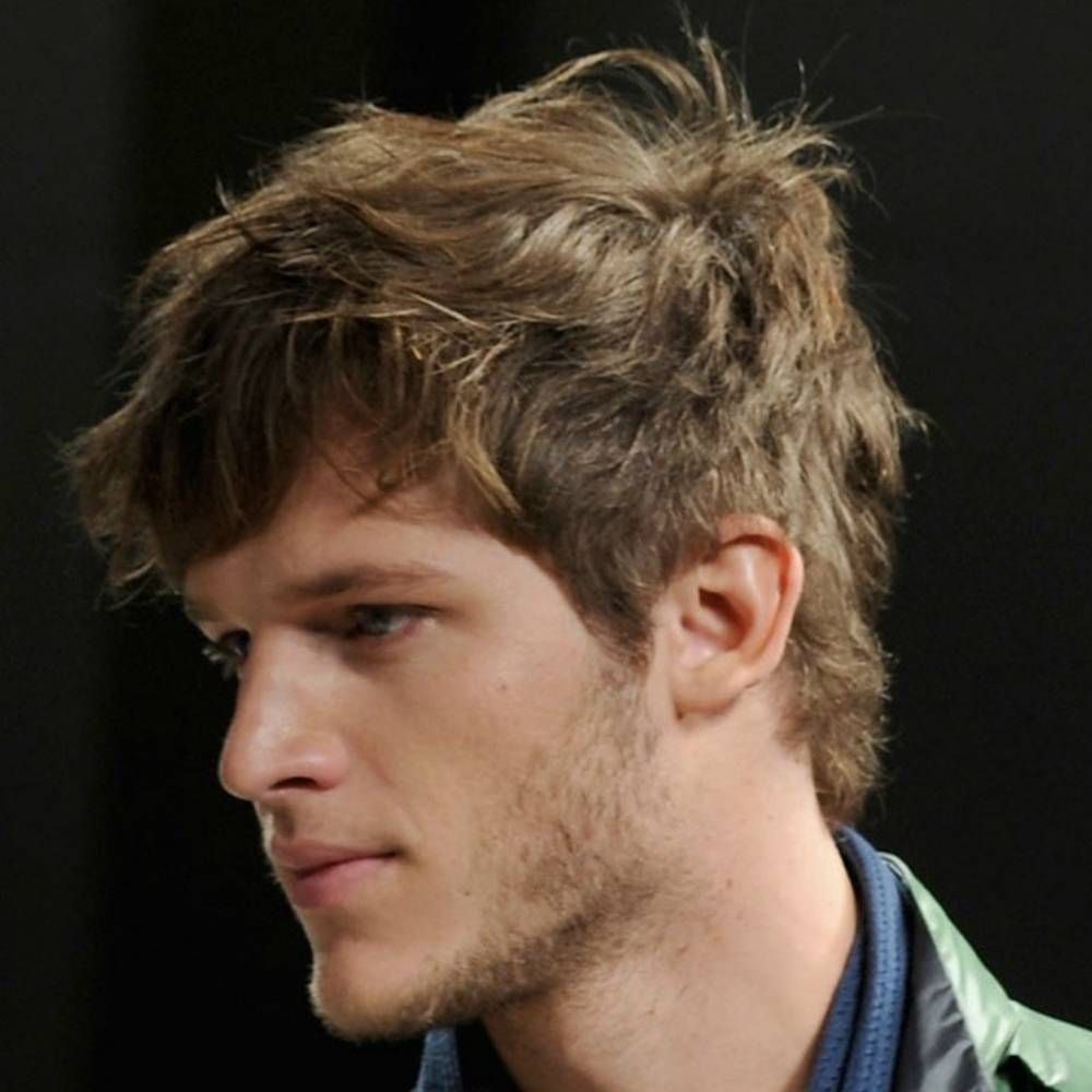 Mens messy haircuts how to get the dishevelled hairstyle  mens hipster undercut