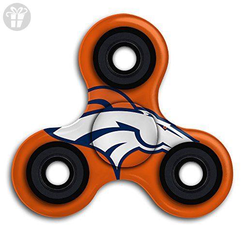 HAHA99 Denver Bronco & Horse Spinner Fid Spinner Toy Hand Spinner