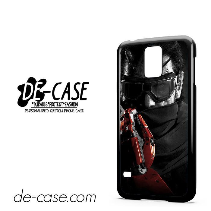 Metal Gear Solid Game DEAL 7078 Samsung Phonecase Cover For Samsung Galaxy S5 / S5 Mini