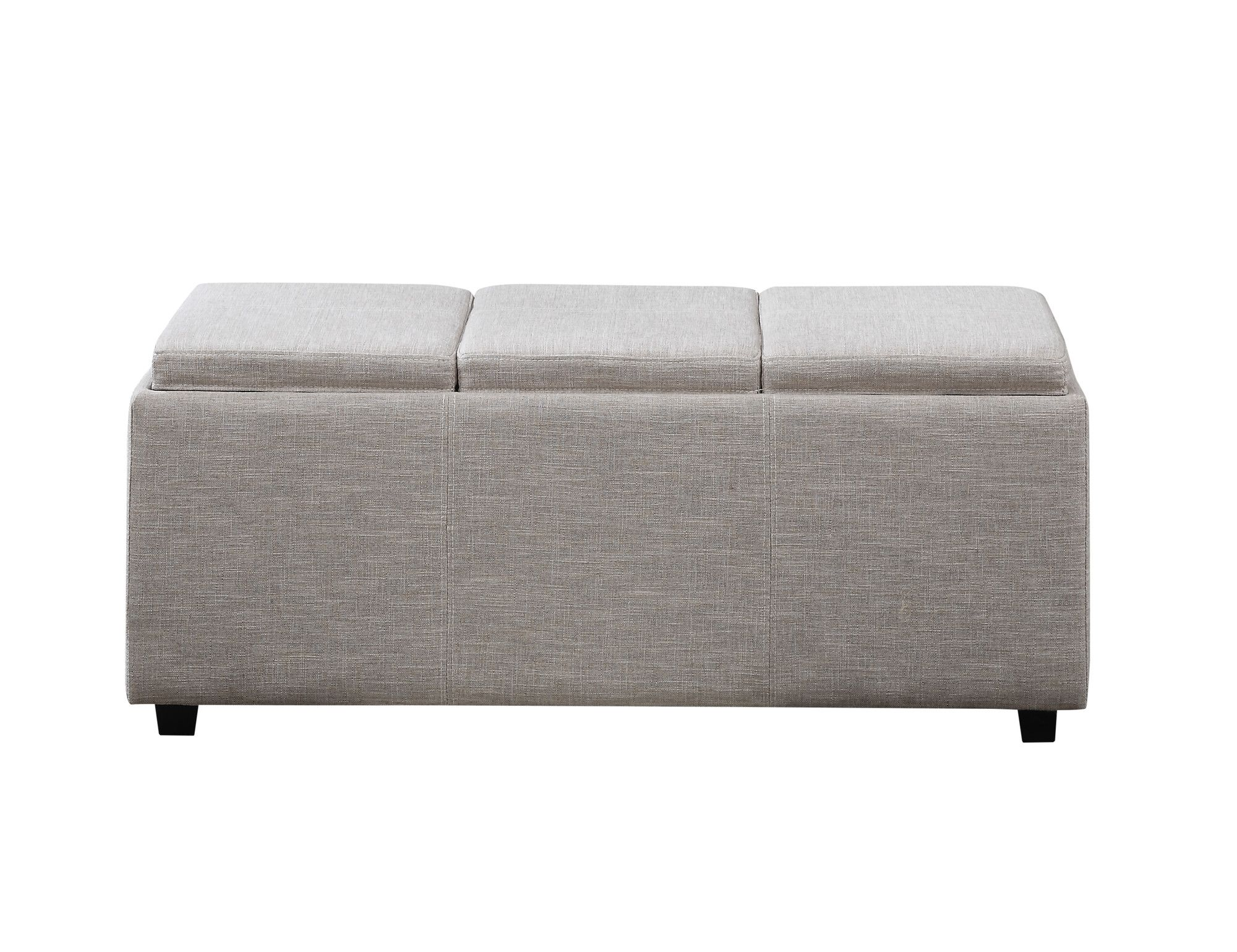 Avalon storage ottoman ottomans and products