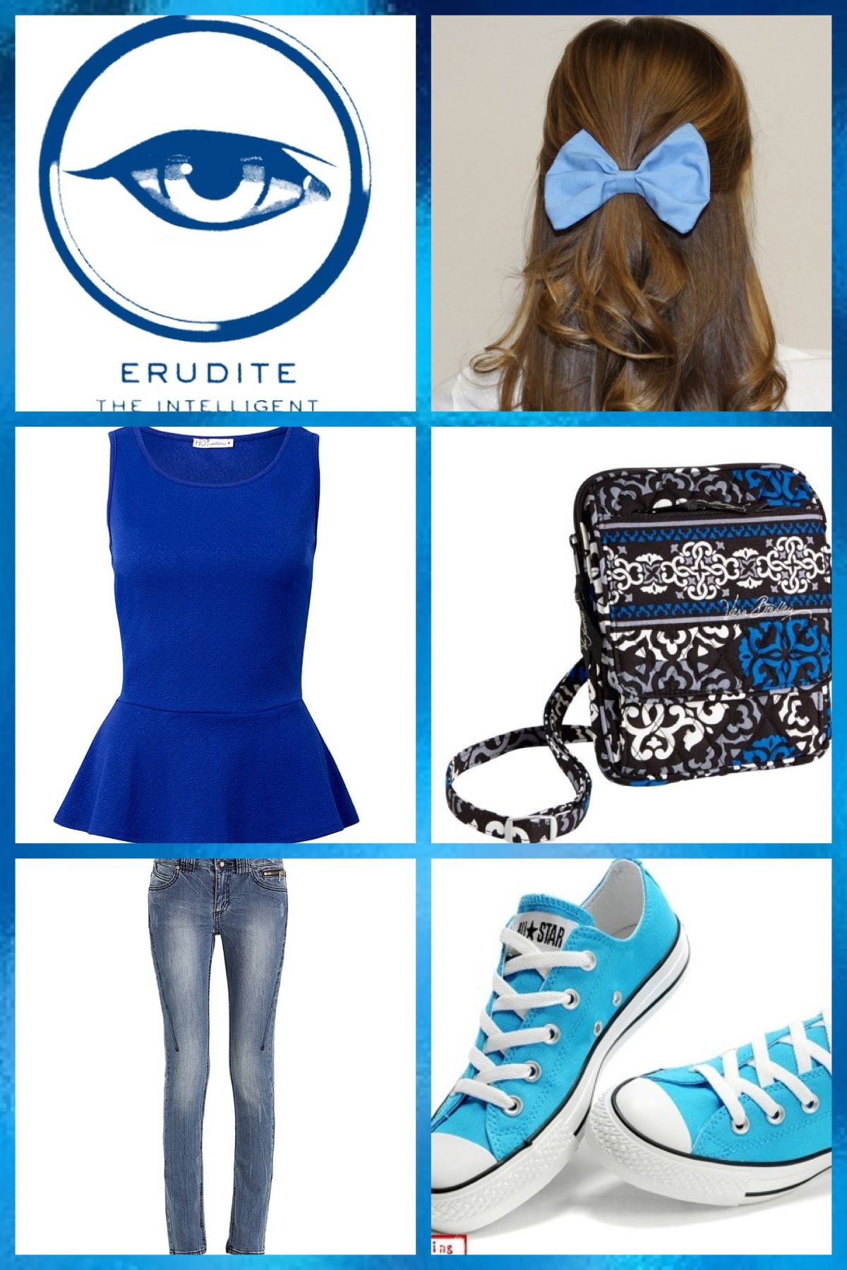 Erudite Outfit  sc 1 st  Pinterest & Erudite Outfit | Erudite clothes | Pinterest | Erudite and Divergent