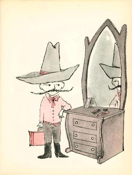 Maurice Sendak «Very Far Away»