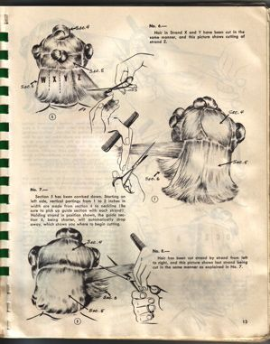 Getting A Vintage Haircut What To Ask For Vintage Hairstyles Vintage Haircuts Hair Styles