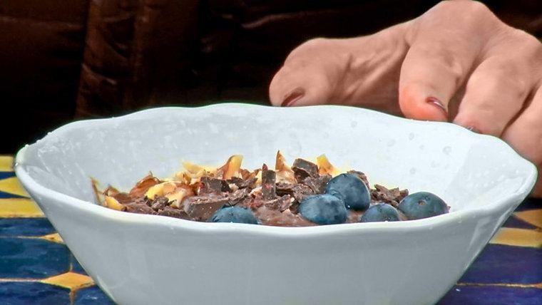 Espresso-Smoothie-Bowl | 1000 Getraenke | Pinterest | Espresso ...