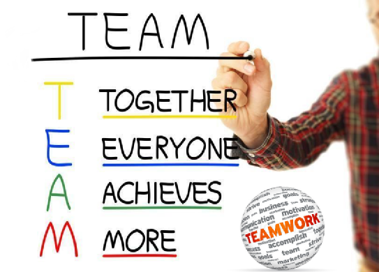 Team =.png | Employee appreciation quotes, Appreciation ...