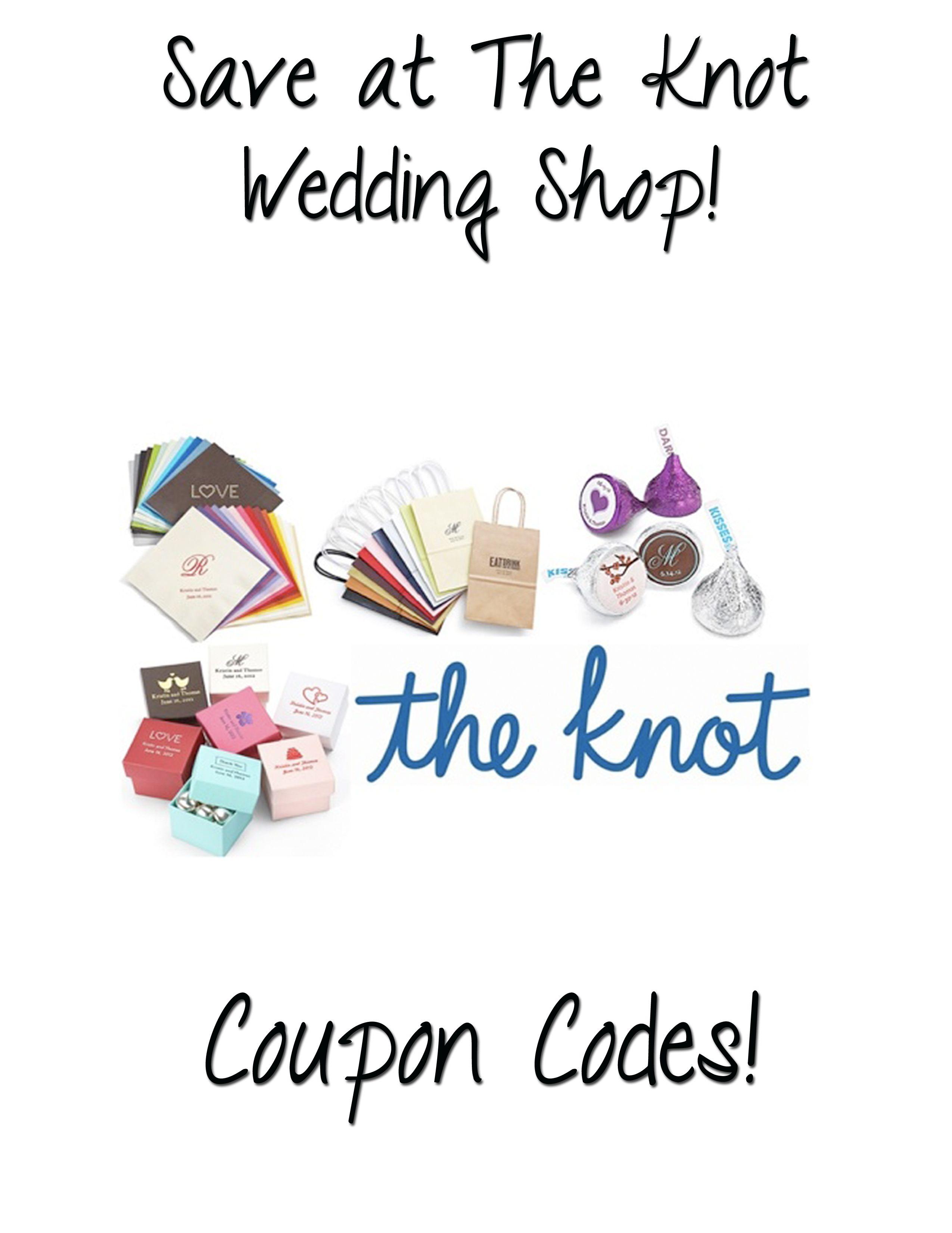 The Knot Wedding Shop Coupon Codes Wedding shop