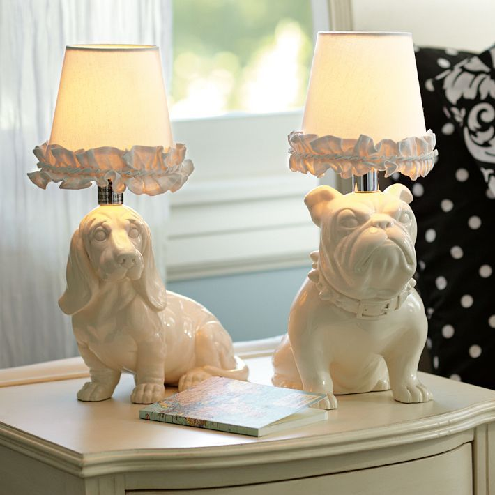 Delicieux Hilarious Dog Lamps