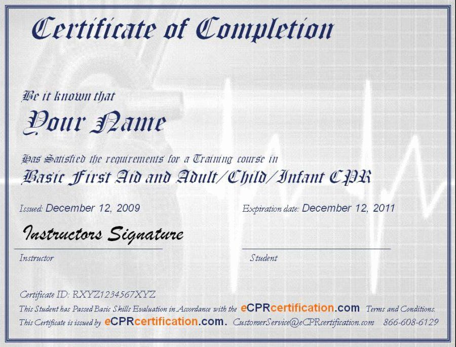 Wallet Size Certification Card Template Fresh How Many Tries Do I Get Acceptance Rate Is Exceptionally First Aid Classes Cpr Card Student Certificates