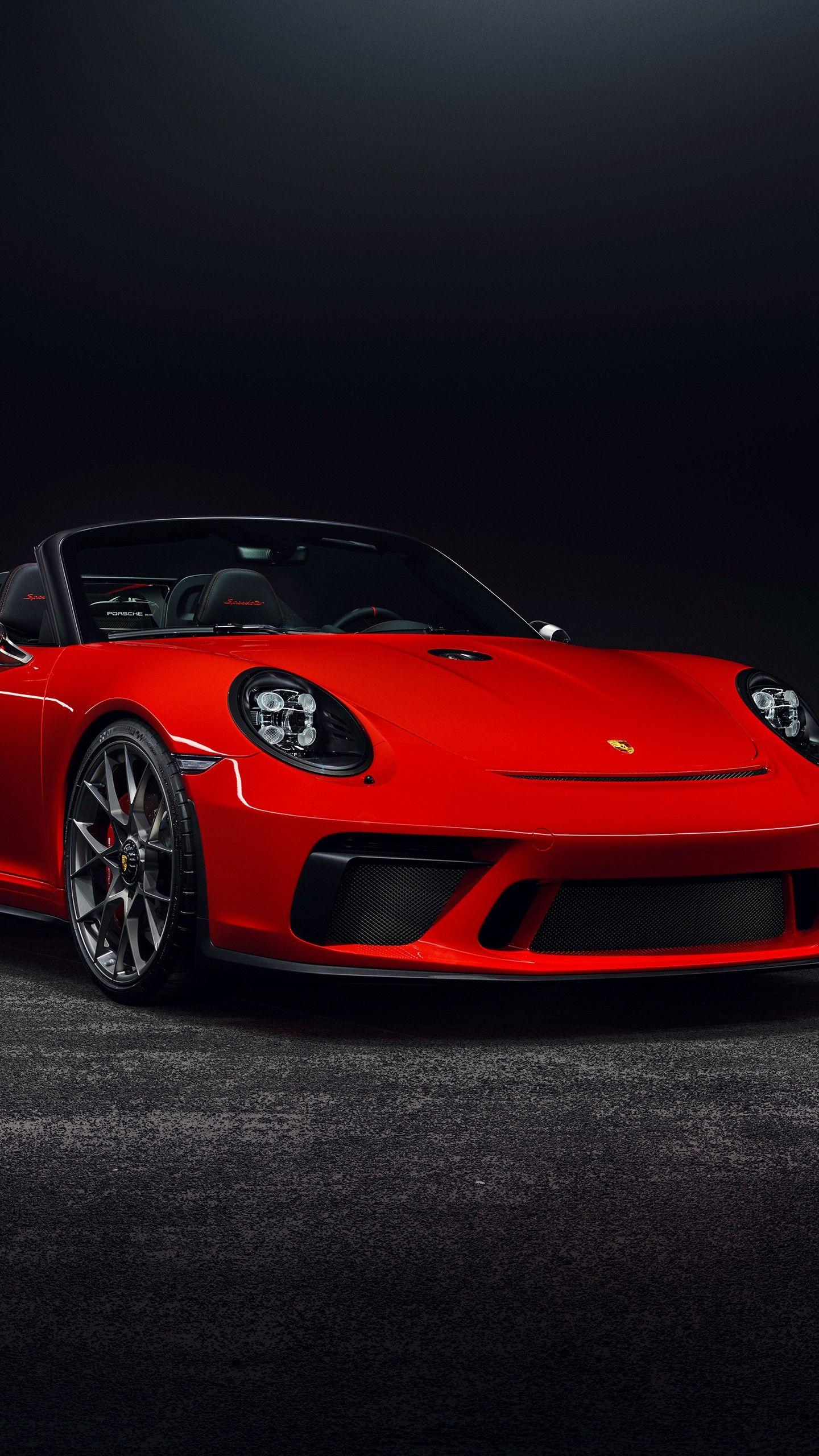 Cars Porsche 911 Speedster Concept Ii 4k Wallpapers Carros De Luxo Super Carros Carros