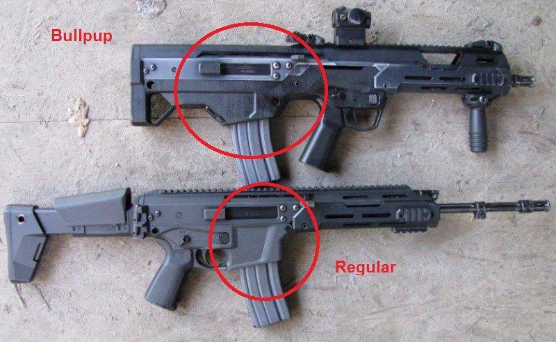 9 Best Bullpup Rifles and Shotguns [2019]   crazy guns