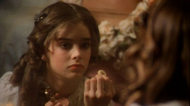 Meet Brooke Shields, The Young Star Of -1773