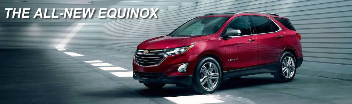2018 Chevy Equinox Price Range Listings Near Your City 2018