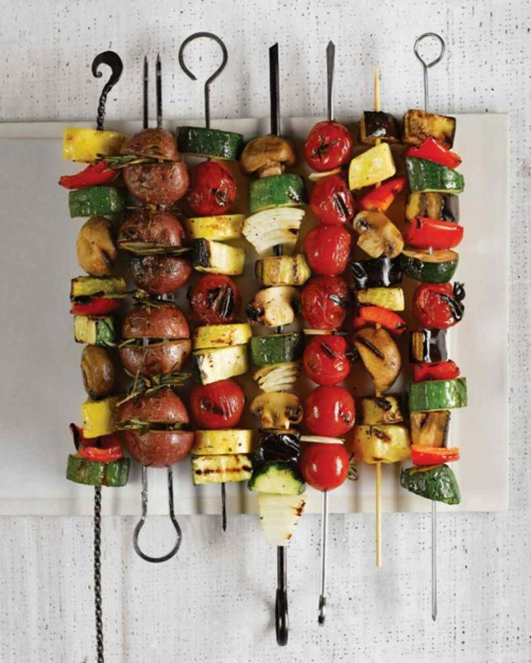 Photo of Vegetarian grill recipes – 4 ideas for a delicious and healthy barbecue experience