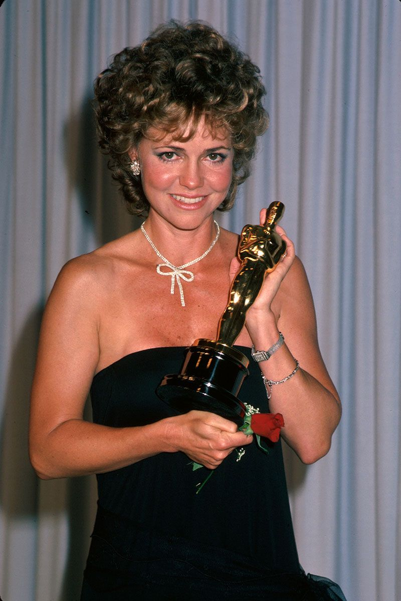 Sally Field, 1985
