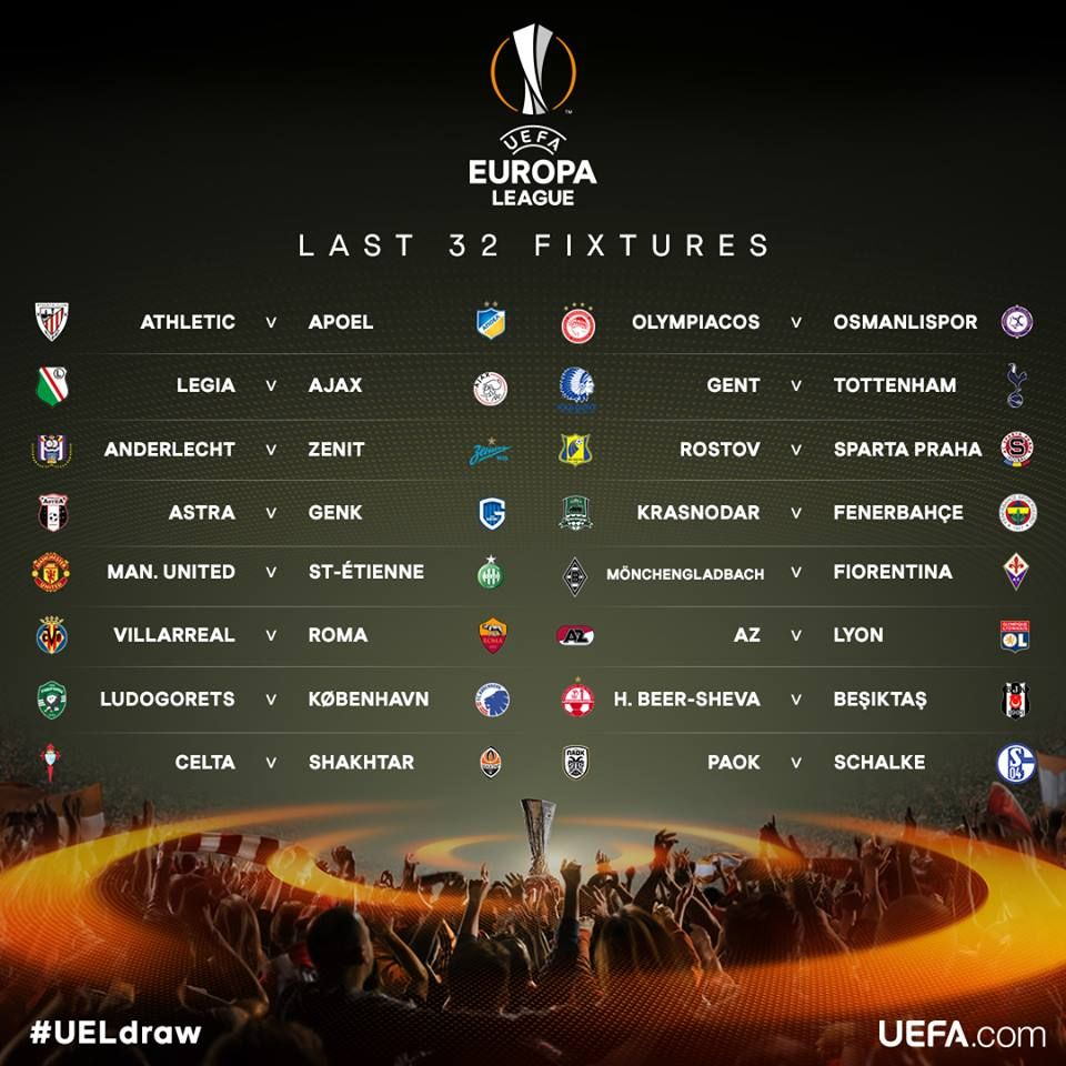 Europa League 32 Besar