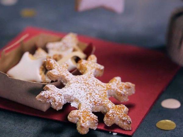 Nos recettes de sablés de Noël - Sablés de Noël : apprendre à faire des sablés classiques