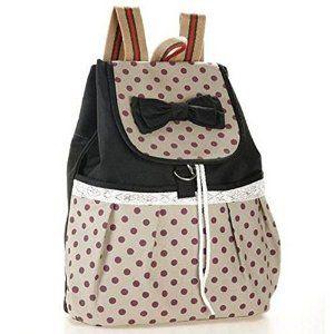 Cute Lace Backpacks for School | School | Pinterest | Lace ...