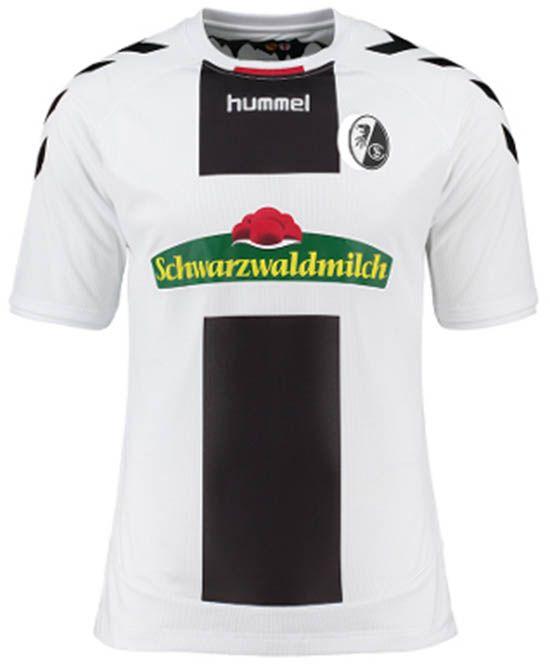 Freiburg 16 17 Home And Away Kits Released Mit Bildern Freiburg Bundesliga