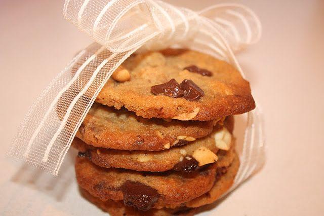 Vann i Munn: Peanutbutter chocolatechip cookies