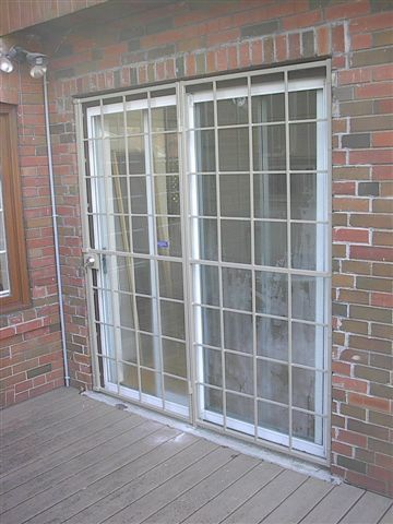 Patio Door Security Gate Colonial Home Solutions