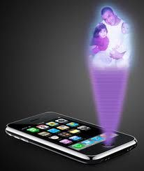 I phone 5 with holographic addition essay