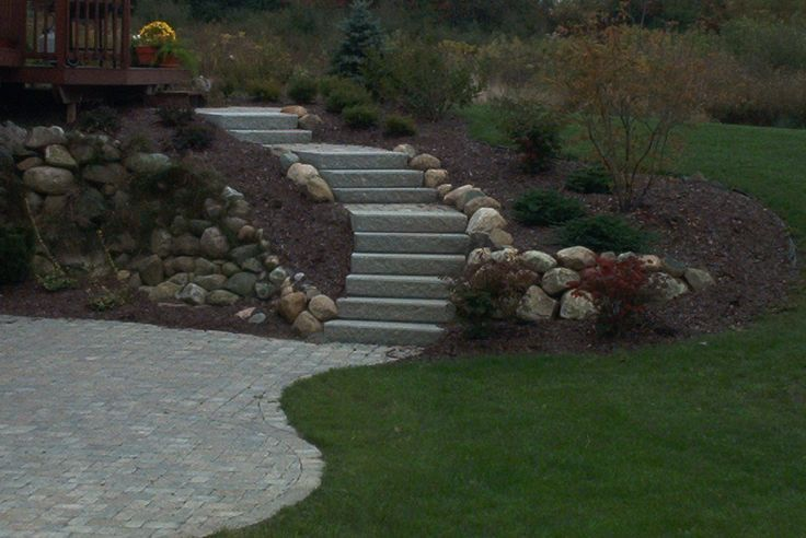 Walk out basement yard drainage solutions google search for Yard drainage slope