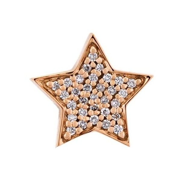Alinka Stasia diamond star earrings - Metallic XHmbSQT2o