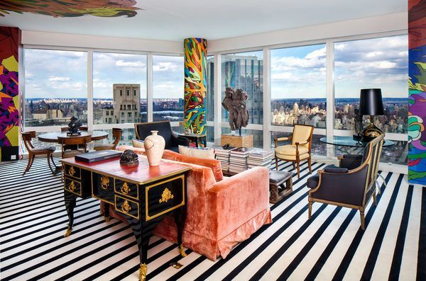 Art Dealer's Crazy Pad Sells for Almost Full $17 Million Ask - Curbed NYclockmenumore-arrow :