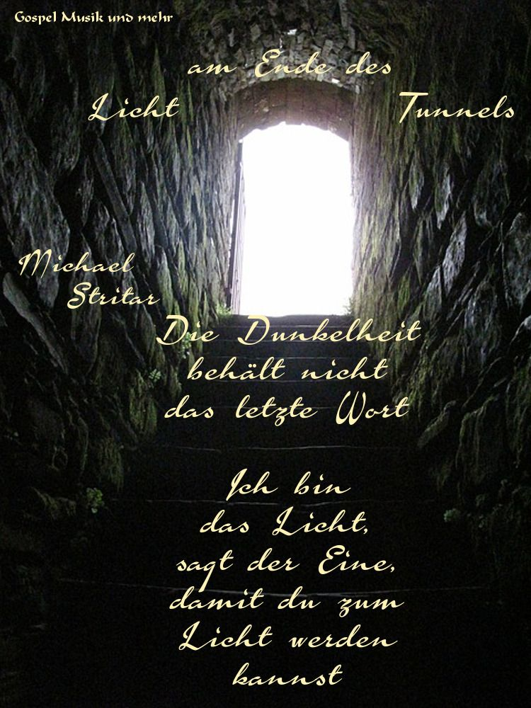 the tunnel fГјrchte die dunkelheit