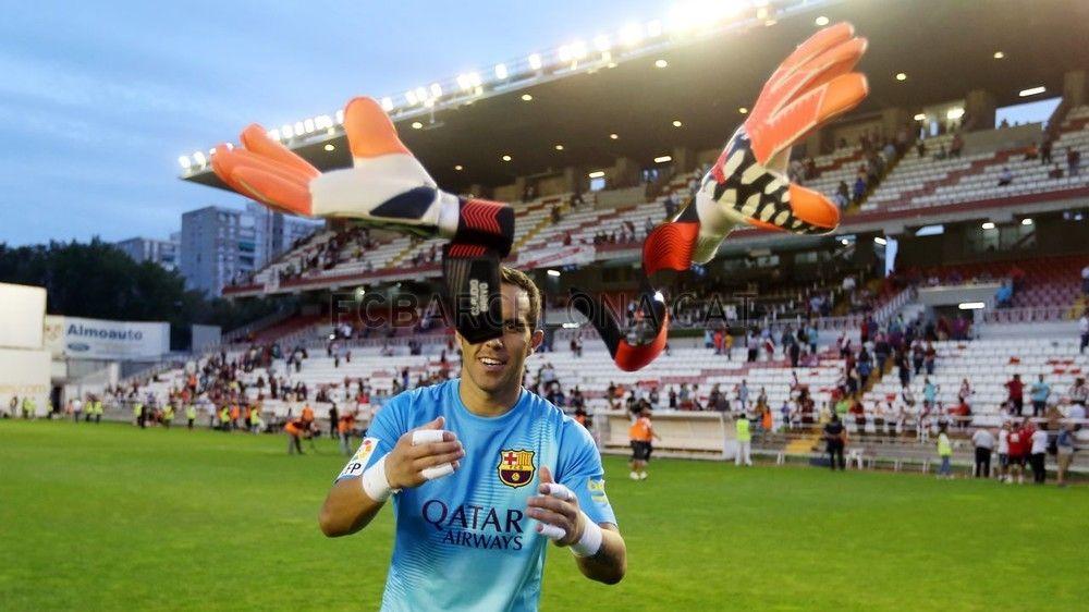Claudio Bravo ClaudioBravo FCBarcelona BravoFCB