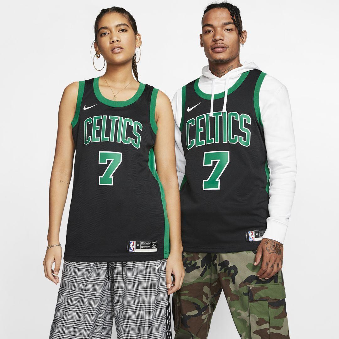 Jaylen Brown Celtics Statement Edition Nike Nba Swingman Jersey Nike Com In 2020 Nba Swingman Jersey Jersey Nike