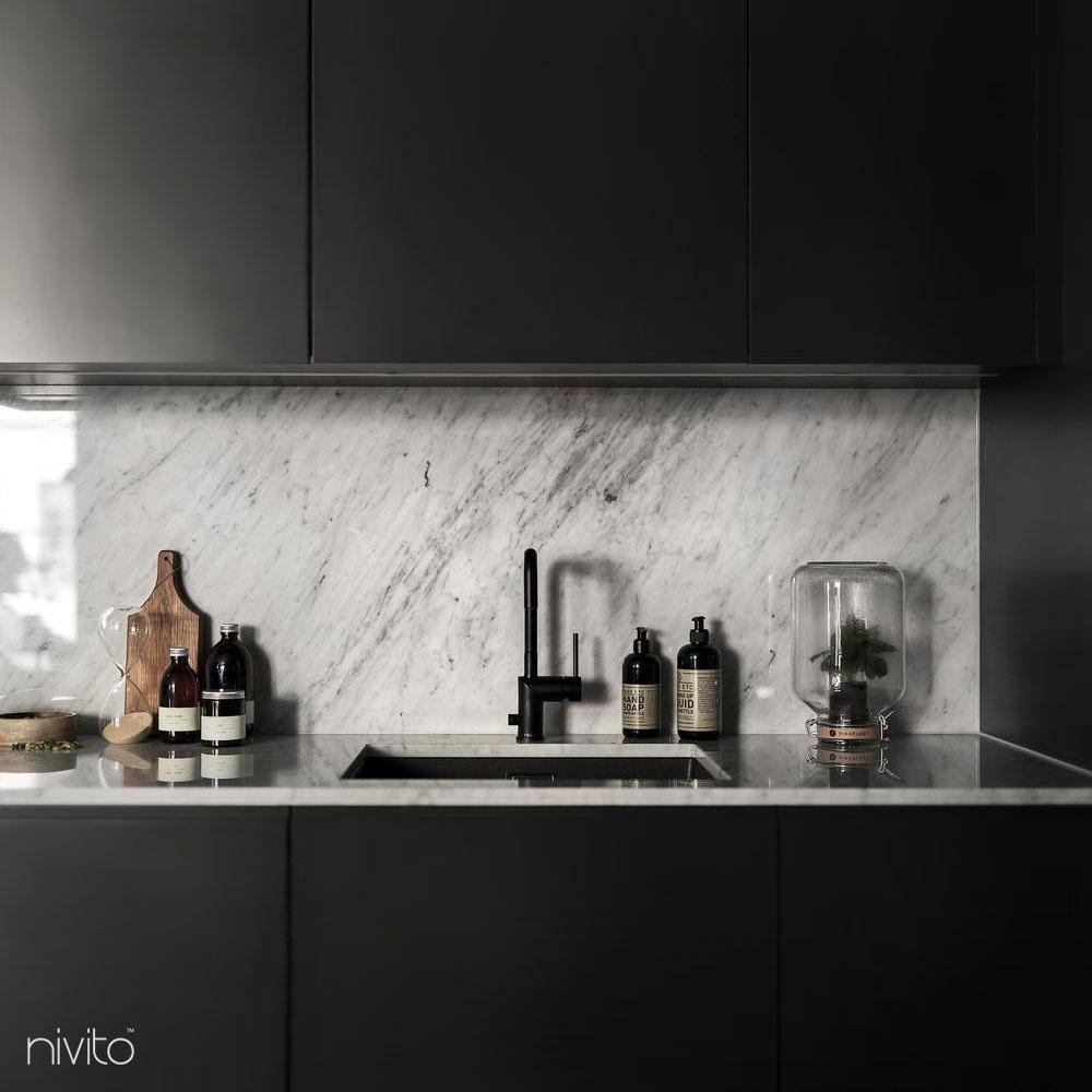 Black Kitchen Faucet In 2020 Black Kitchen Faucets Black