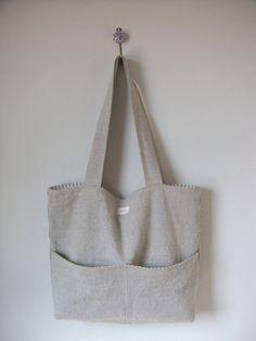 oliva linen bag