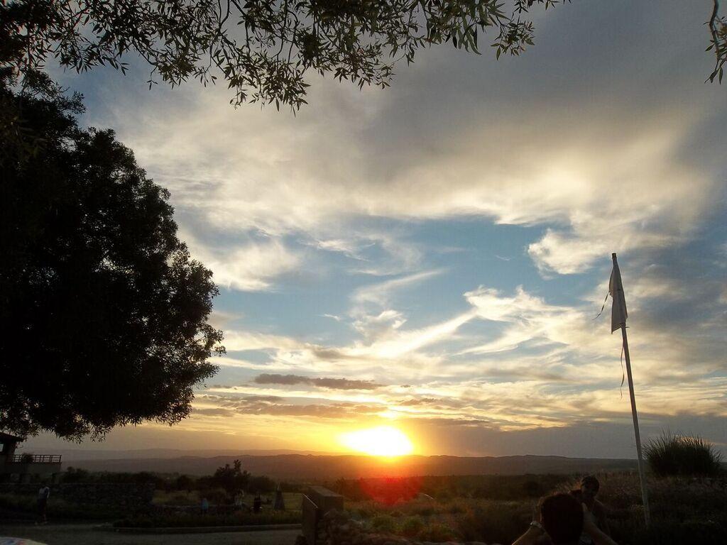 Atardecer en La Cumbre, Córdoba, Argentina.