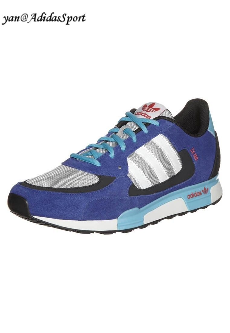 adidas zx 850 rose grise
