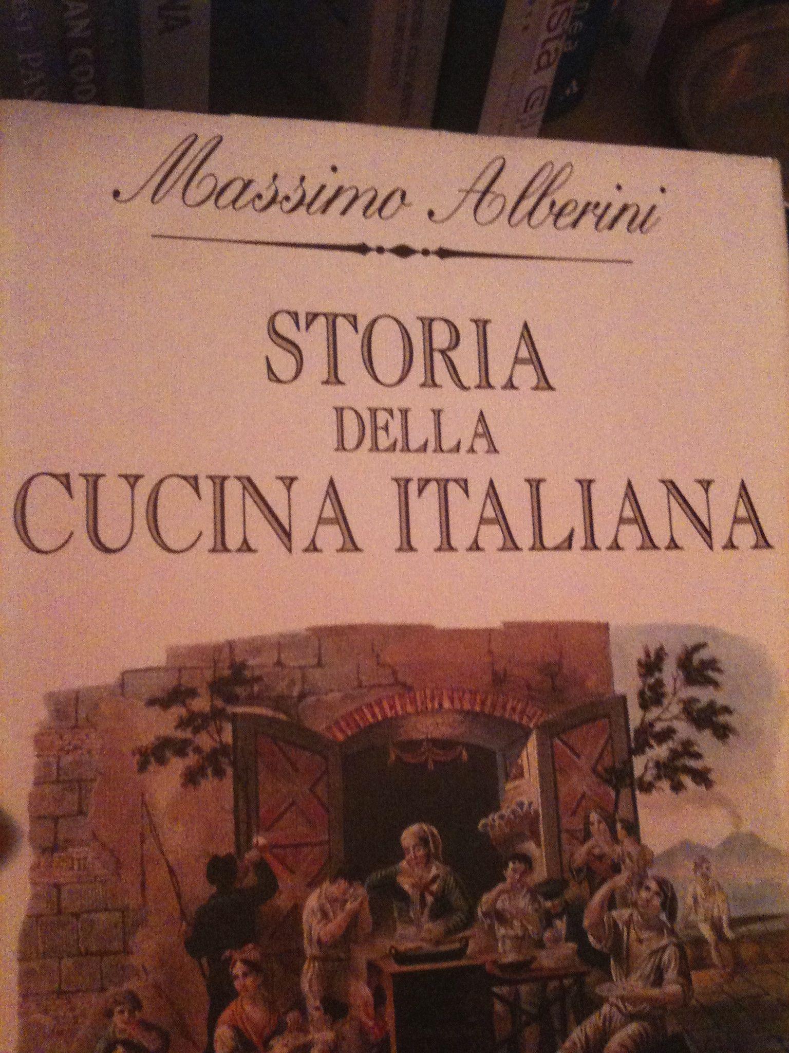 La Storia Della Cucina storia della cucina italiana. lo storico massimo montanari