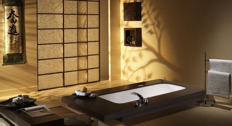 Do You Ask How To Create Your Bathroom In Japanese Style Here Many Ideas To Create Japanese Style Bathroom And Japanese Bathroom Designs Ideas With Rules