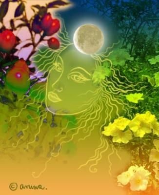 There are 4 major Sabbats  & 4 lesser Sabbats  of the year,  also known as  Solar Festivals.  Litha is one of the lesser  of these Sabbats,  known as The Summer Solstice,  Midsummer's Day, & Vestalia  which falls & is celebrated  upon 21st June.